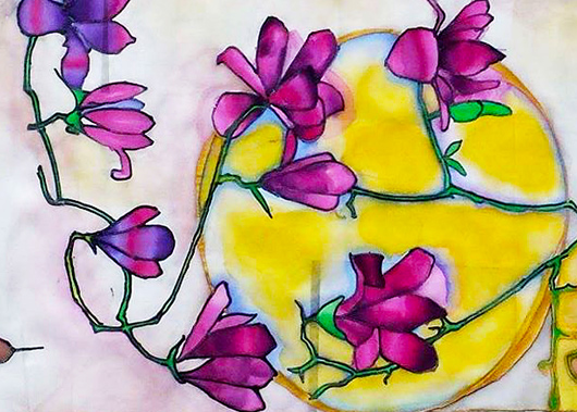 svila-oslikavanja