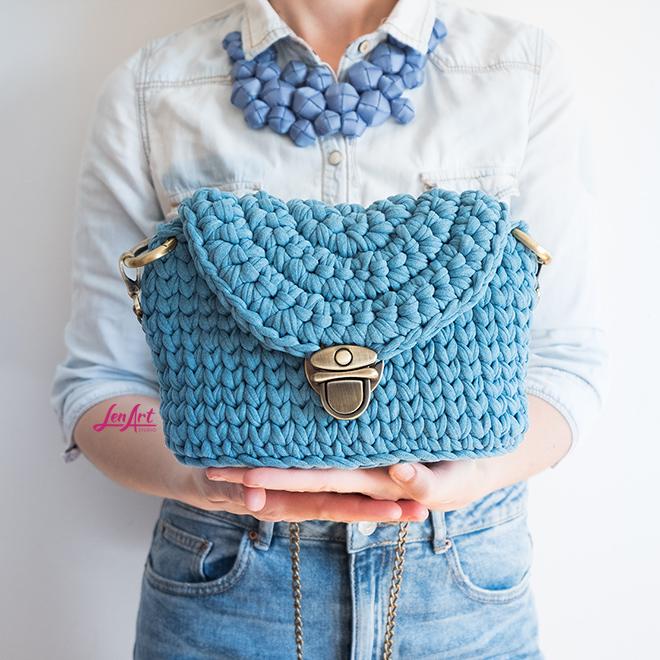 trake za heklanje torbi